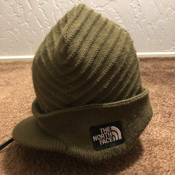 cd9e516d6 The North Face Olive Beanie